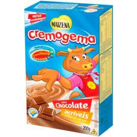 Cremogema Maizena sabor chocolate 200g
