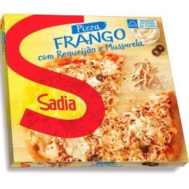 Pizza Sadia frango com requeijão e mussarela 460g