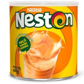 Cereal Infantil NESTON Vitamina Maçã, Banana e Mamão 400g