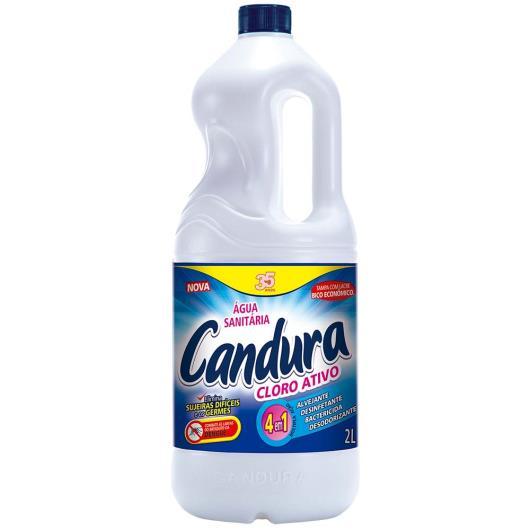 Água sanitária Candura 2L - Imagem em destaque
