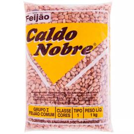 Feijão carioca Caldo Nobre 1kg