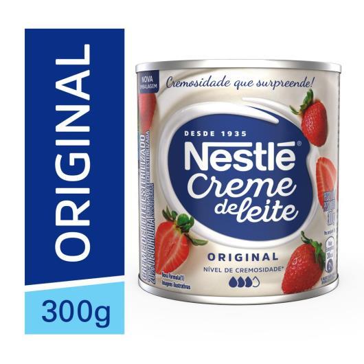 Creme de Leite Nestlé Lata 300g - Imagem em destaque