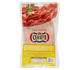 Mortadela Ceratti fatiada com pistache 150g