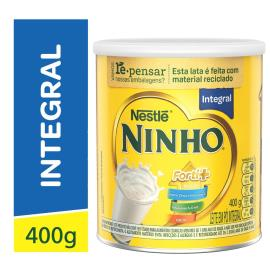 Leite em pó Nestlé integral NINHO Forti+ 400g