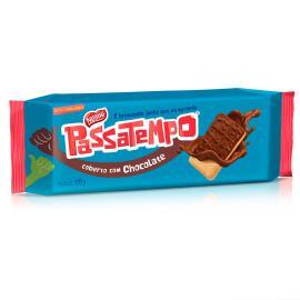 NESTLÉ Passatempo Biscoito Coberto com Chocolate 120g