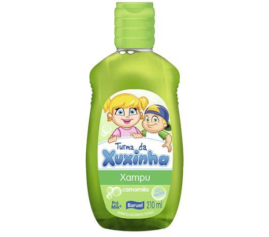 Shampoo Turma Xuxinha infantil de camomila  210ml - Imagem em destaque
