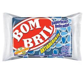 Esponja antiaderente  Bombril 1un