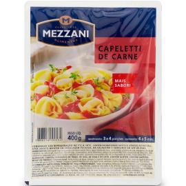 Capeletti de carne Mezzani 400g