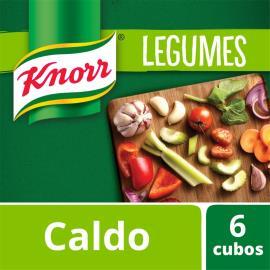 Caldo Knorr  Legumes 6 cubos