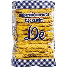 Macarrão caseiro talharim nº3 De 500g