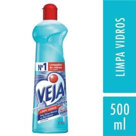 Limpa vidros Vidrex Tradicional Squeeze 500ml