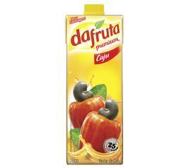 Néctar premium sabor caju Dafruta 1 Litro