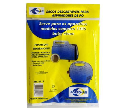 Saco para aspirador de pó Porto Pel Electrolux Compact - Imagem em destaque