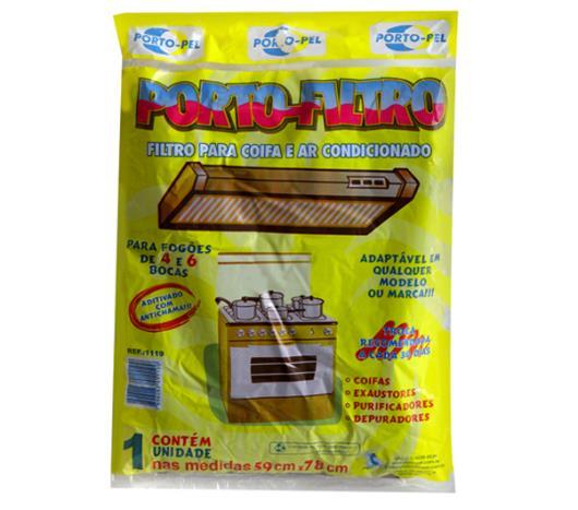 Filtro coifa Porto-Pel com 1 unidades - Imagem em destaque