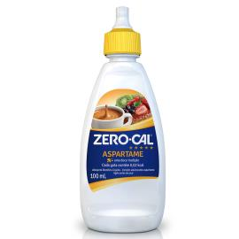 Adoçante Zero Cal gotas aspartame 100ml