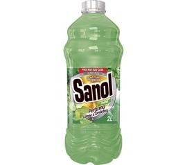Desinfetante Sanol herbal 2L