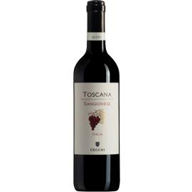 Vinho Italiano Cecchi Sangiovese Tinto 750ml