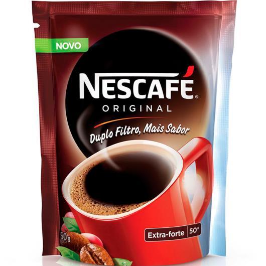 Café Solúvel NESCAFÉ Original 50g - Imagem em destaque