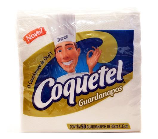 Guardanapo Coquetel 30x33 cm - Imagem em destaque
