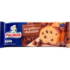 Bolo Pullman gotas de chocolate 250g