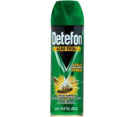 Inseticida Detefon ação total aerosol 300ml