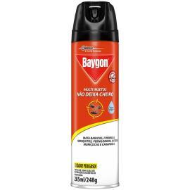 Inseticida Baygon Multiplus 285ml