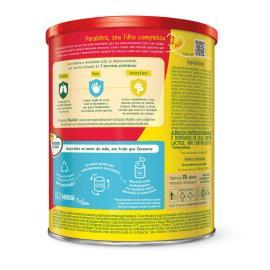 Composto lácteo Nestlé Ninho Fases 1+ Lata 400g