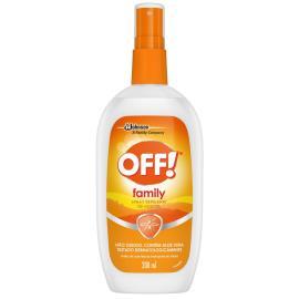 Repelente Off ! insetos spray 200ml