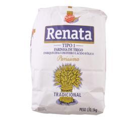 Farinha de trigo Renata tradicional 1kg