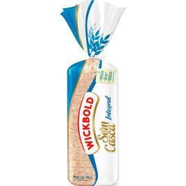 Pão integral sem casca Wickbold 350g