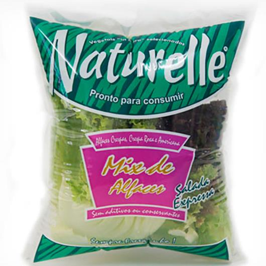 Alface Naturelle Mix 200g - Imagem em destaque