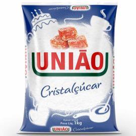 Açúcar União cristalçucar 1kg
