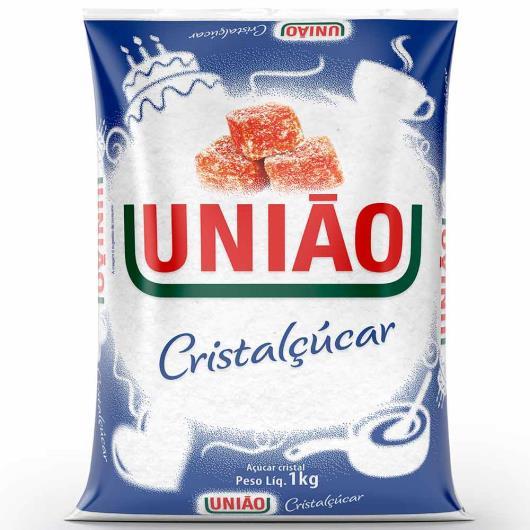 Açúcar União cristalçucar 1kg - Imagem em destaque