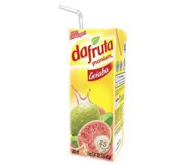 Néctar premium sabor goiaba  Dafruta 200ml