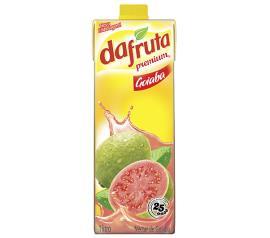 Néctar premium sabor goiaba Dafruta 1 litro