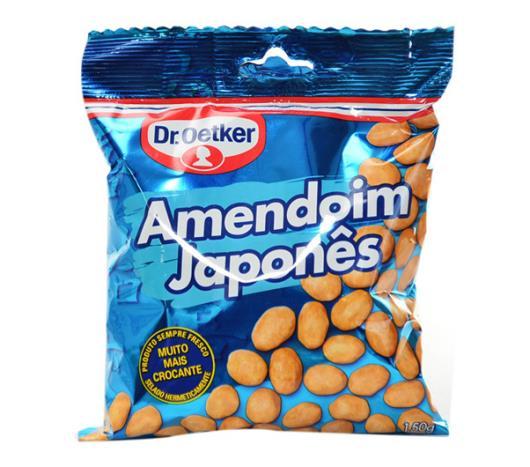 Amendoim japonês Oetker 150g - Imagem em destaque