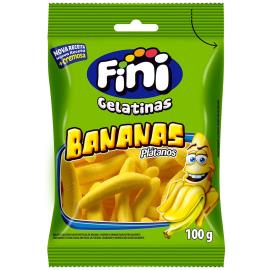 Bala Fini jelly banana 100g