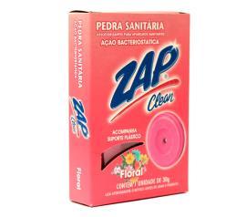 Desodorizante Zap Clean pedra sanitária floral 30g