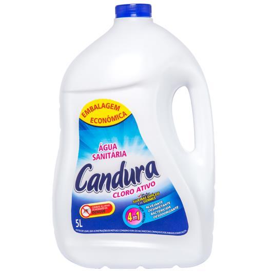 Água sanitária Candura 5L - Imagem em destaque