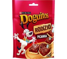 Ração Doguitos sabor picanha 45g