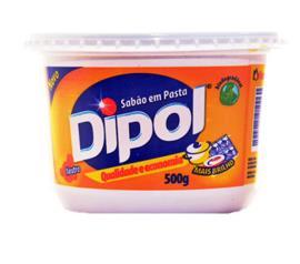 Sabão Dipol em pasta neutro biodegradável 500g
