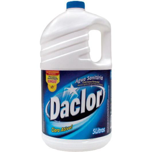Água sanitária Daclor 5L - Imagem em destaque