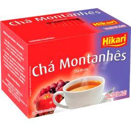 Chá Hikari montanhês 22,5g