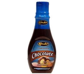 Cobertura para sorvete KenKo sabor chocolate 250g