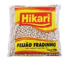 Feijão Hikari fradinho 500g