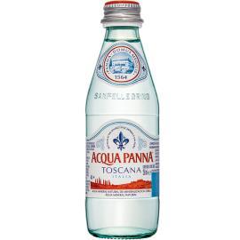 Água mineral Panna Acqua sem gás 250ml