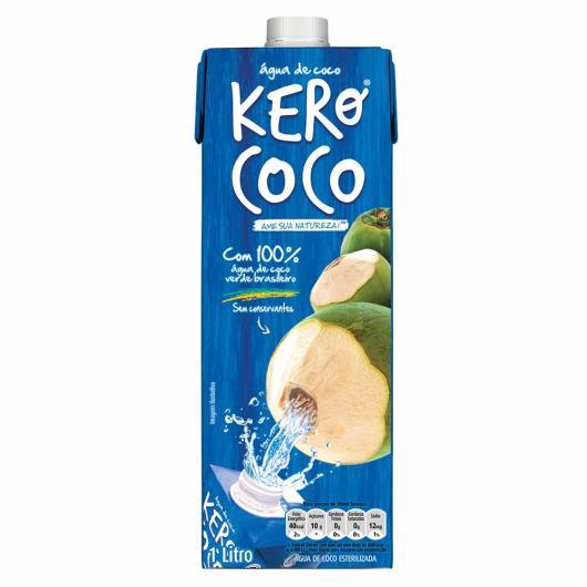 Água de coco Kerococo TP 1L - Imagem em destaque