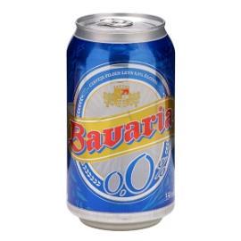 Cerveja Bavaria 0,0% Álcool Lata 350ml
