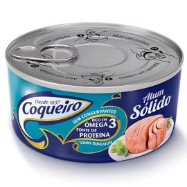 Atum Coqueiro sólido 170g