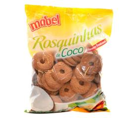 Biscoito rosca de coco Mabel 400 g